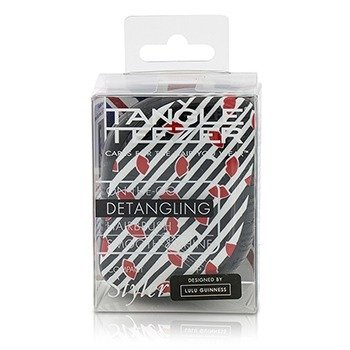 Tangle Teezer Compact Styler On-The-Go Detangling Hair Brush - # Lulu Guinness  1pc