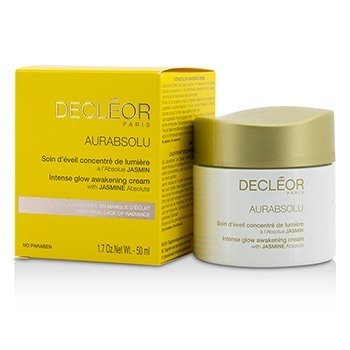 Decleor Aurabsolu Intense Glow Awakening Cream - for trøtt hud  50ml/1.7oz