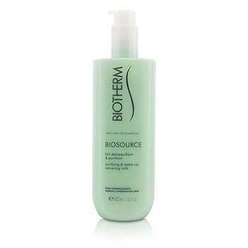 Biotherm Biosource Leche Purificante & Removedora de Maquillaje - Para Piel Normal/Mixta  400ml/13.52oz