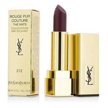 Yves Saint Laurent Rouge Pur Couture The Mats - # 212 Alternative Plum  3.8g/0.13oz