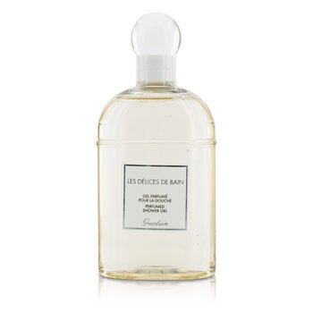Guerlain Les Delices De Bain Perfumed Shower Gel  200ml