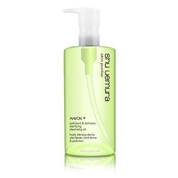 Shu Uemura Anti/Oxi+ Pollutant & Dullness Clarifying Cleansing Oil  450ml/15.2oz