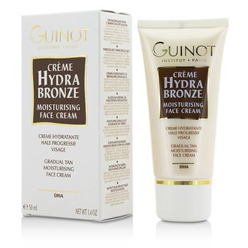 Guinot Creme Hydra Bronze Gradual Tan Moisturising Face Cream  50ml/1.7oz