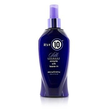 איטס אה 10 Silk Express Miracle Silk Leave-In  295.7ml/10oz