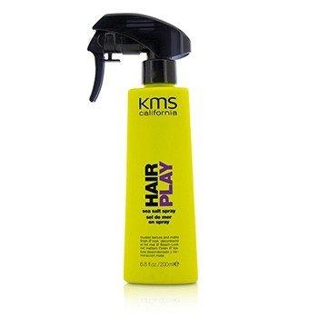 KMS California Spray z solą morską Hair Play Sea Salt Spray (Tousled Texture and Matte Finish)  200ml/6.8oz