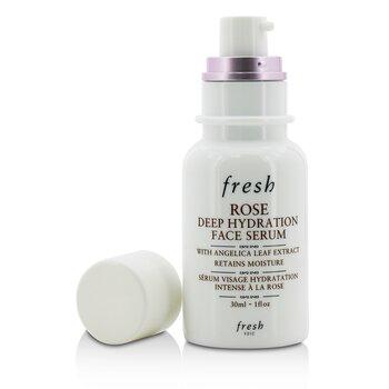 Fresh Rose Deep Hydration Face Serum  30ml/1oz