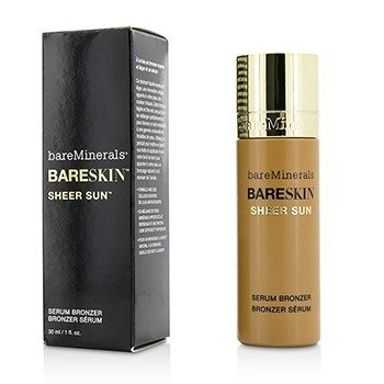 ベアミネラル BareSkin Sheer Sun Serum Bronzer - Bare Glow  30ml/1oz