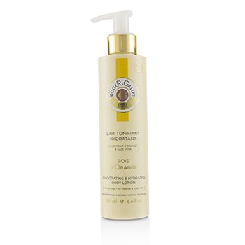 Roger & Gallet Bois d' Orange Invigorating & Hydrating Body Lotion (with Pump)  200ml/6.6oz