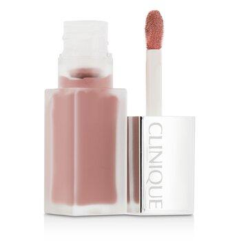 Clinique Pop Liquid Matte Lip Colour + Primer - # 01 Cake Pop  6ml/0.2oz