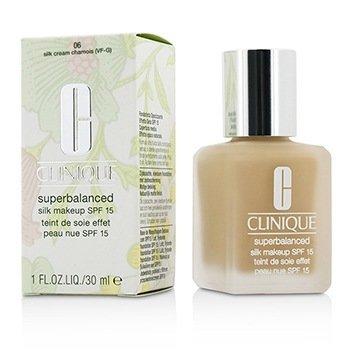 Clinique Superbalanced Silk Makeup SPF 15 - # 06 Silk Cream Chamois (VF-G)  30ml/1oz