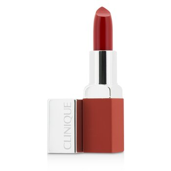 Clinique Pop Matte Lip Colour + Primer - # 03 Ruby Pop  3.9g/0.13oz