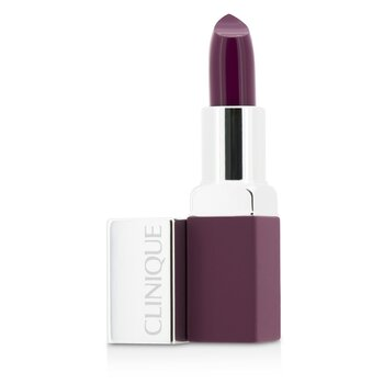 クリニーク Pop Matte Lip Colour + Primer - # 07 Pow Pop  3.9g/0.13oz