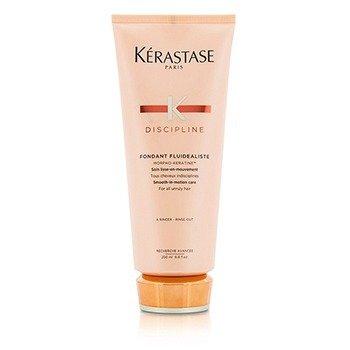 卡詩  Discipline Fondant Fluidealiste Smooth-in-Motion Care - For All Unruly Hair (New Packaging)  200ml/6.8oz