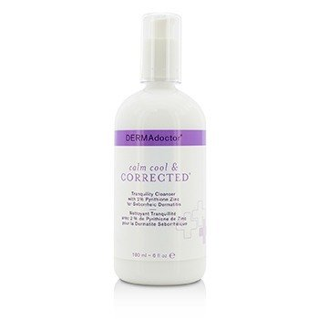 DERMAdoctor Calm Cool & Corrected Tranquility Cleanser (Unboxed)  180ml/6oz