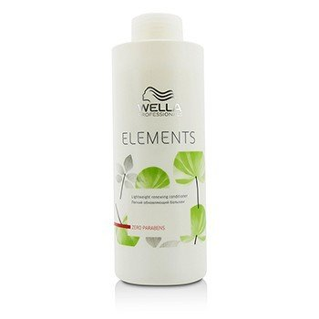 Wella Elements Acondicionador Renovador Ligero  1000ml/33.8oz