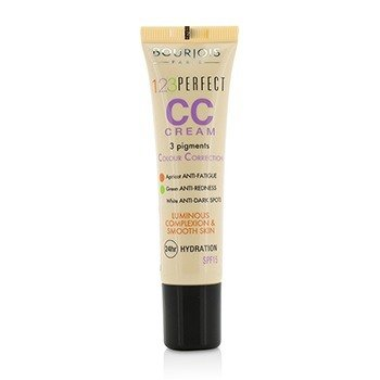 Bourjois 123 Perfect CC Cream SPF 15 - #31 Ivory  30ml/1oz