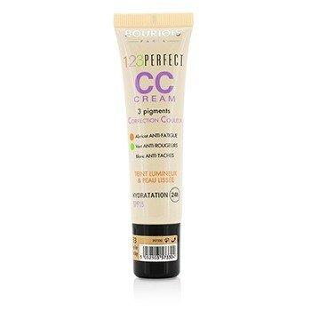 Bourjois 123 Perfect Crema CC SPF 15 - #33 Rose Beige  30ml/1oz