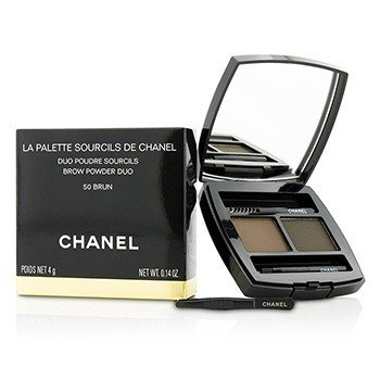 Chanel La Palette Sourcils De Chanel Brow Powder Duo - # 50 Brun  4g/0.14oz