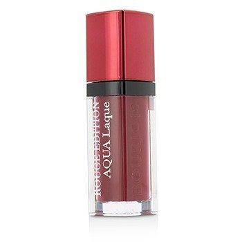 Bourjois Rouge Edition Aqua Laque - # 04 Viens Si Tu Roses  7.7ml/0.2oz