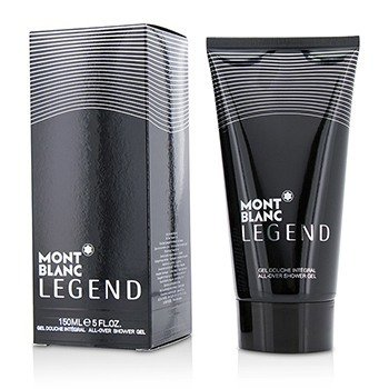 Mont Blanc Legend All-Over Shower Gel  150ml/5oz