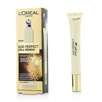 L'Oreal Age Perfect Cell Renew Bright Eyes 360  15ml/0.5oz