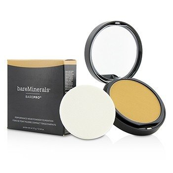 BareMinerals BarePro Performance Wear Powder Foundation - # 20 Honeycomb  10g/0.34oz