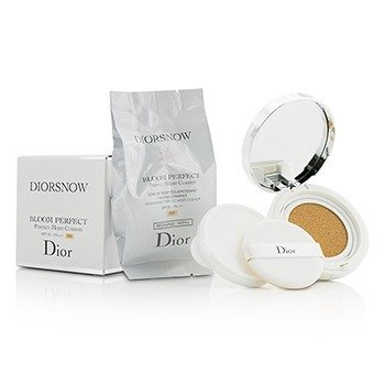 Christian Dior Bloom Perfect Cojín Iluminante Hidratación Perfecta SPF50 Con Repuesto Extra - # 005  2x15g/0.5oz