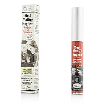 TheBalm Meet Matte Hughes Long Lasting Liquid Lipstick - Honest  7.4ml/0.25oz