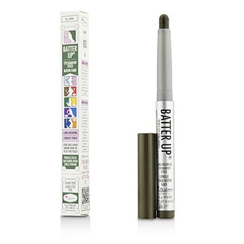 TheBalm Batter Up Eyeshadow Stick - Outfield  1.6g/0.06oz