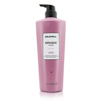 Goldwell Kerasilk Color Champú (Para Cabello Tratado con Color)  1000ml/33.8oz