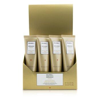 Goldwell Kerasilk Control Crema Suero de Acabado (Con Protección de Color Brillante)  12x22ml/0.7oz