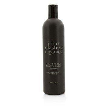 ジョンマスターオーガニック Honey & Hibiscus Hair Reconstructor Shampoo  473ml/16oz