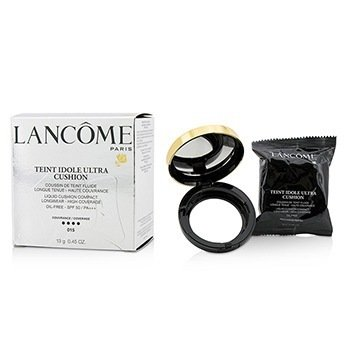 Lancome Teint Idole Ultra Cushion Liquid Cushion Compact SPF 50 - # 015 Ivoire  13g/0.45oz
