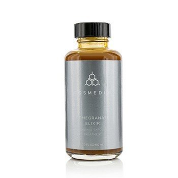 CosMedix Tratamiento Elixir de Granada Exfoliante Antioxidante - Producto Salón  100ml/3.3oz