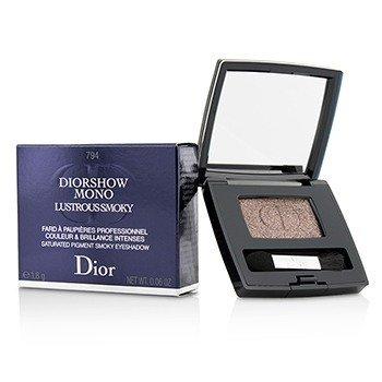 Christian Dior Diorshow Mono Lustrous Smoky Saturated Pigment Smoky Eyeshadow - # 794 Fever  1.8g/0.06oz