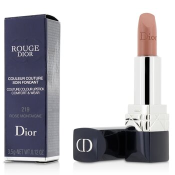 Christian Dior Rouge Dior Couture Colour Comfort & Wear Pintalabios - # 219 Rose Montaigne  3.5g/0.12oz