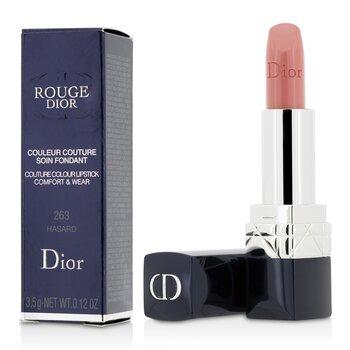 クリスチャンディオール Rouge Dior Couture Colour Comfort & Wear Lipstick - # 263 Hasard  3.5g/0.12oz