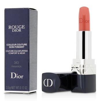 Christian Dior Rouge Dior Couture Colour Comfort & Wear Pintalabios - # 343 Panarea  3.5g/0.12oz