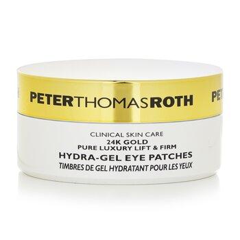 Peter Thomas Roth 24K Gold Parches de Ojos Hidra-Gel  30 Pairs