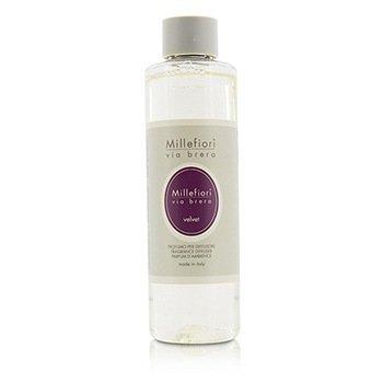 Millefiori Via Brera Fragrance Diffuser Refill - Velvet  250ml/8.45oz