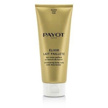 Payot Mleczko do ciała Elixir Lait Paillete Shimmering Body Milk With Shea Butter  200ml/6.7oz