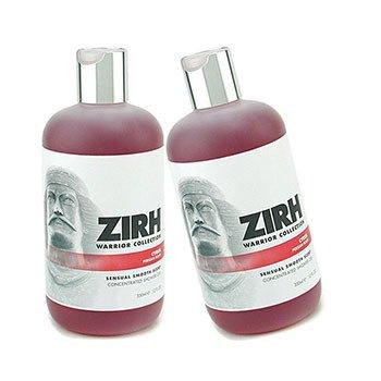 Zirh International Warrior Collection Shower Gel Duo Pack - Cyrus  2x350ml/12oz