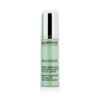 Darphin Exquisage Crema de Contorno de Ojos Y Labios Reveladora de Belleza  15ml/0.5oz