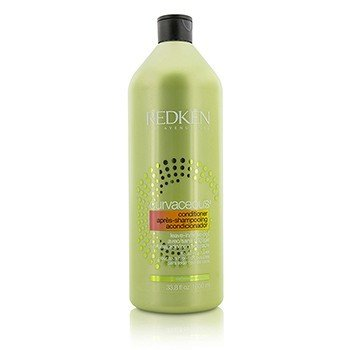 רדקן Curvaceous Conditioner - Leave-In/Rinse-Out (For All Curl Types)  1000ml/33.8oz