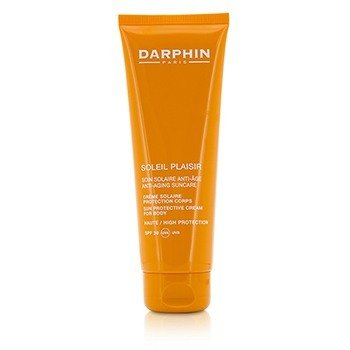 Darphin Soleil Plaisir Anti-Aging Suncare For Body SPF 30 (Unboxed)  125ml/4.2oz