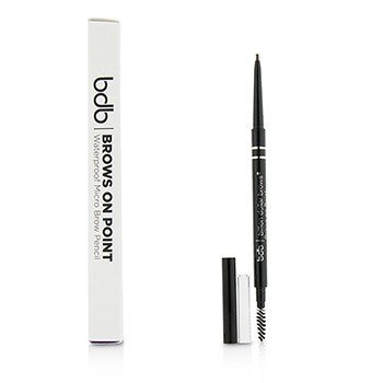 Billion Dollar Brows Brows On Point Waterproof Micro Brow Pencil - Raven  0.045g/0.002oz
