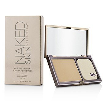 Urban Decay Naked Skin Ultra Definition Powder Foundation - Light Neutral  9g/0.31oz