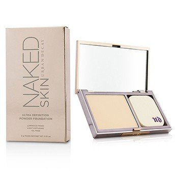 Urban Decay Naked Skin Ultra Definition Powder Foundation - Medium Light Neutral  9g/0.31oz