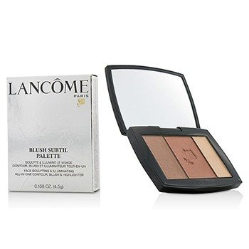 Lancome Blush Subtil Palette (3x Colours Powder Blusher) - # 310 New Nude (US Verison)  4.5g/0.158oz