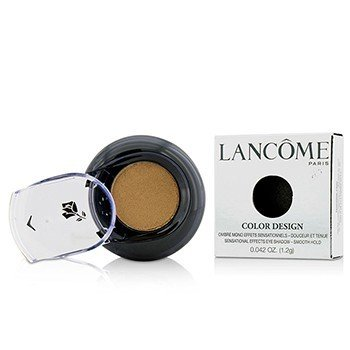 Lancome Color Design Eyeshadow - # 111 Burnt Sand (US Version)  1.2g/0.042oz
